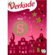Verkade Chocoladeletter melk S 135 gram