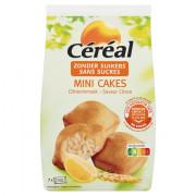 Céréal mini cakes citroen 196 gram