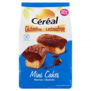 Céréal Mini cakes marmer 200 gram