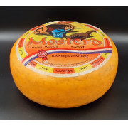Heimweewinkel Goudse Kruidenkaas mosterd 4kg