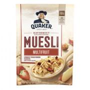 Quaker Havermout muesli multifruit 450gram