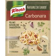 Knorr Natuurlijk lekker! spaghetti carbonara 47 gram