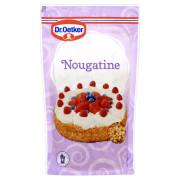 Dr. Oetker Nougatine taart versiering 150 gram