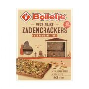 Bolletje Vezelrijk zadencrackers pompoenpitten 265 gram