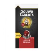 Douwe Egberts Lungo original koffiecups 10 stuks