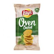 Lays Oven Baked Mediterranean Herbs 150 gram