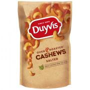 Duyvis Oven Roasted Gezouten Cashews 125 gram