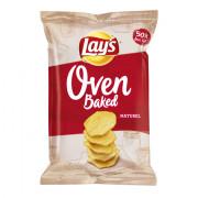 Lays Oven Baked Naturel 150 gram