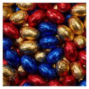 De Heer Chocolade eitjes ass. 150 gram