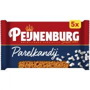 Peijnenburg Ontbijtkoek parelkandij 5 stuks