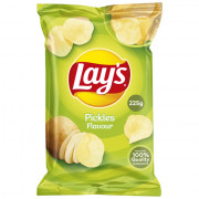 Lays Chips Pickles 225 gram