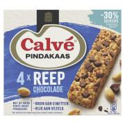 Calve Pindakaasreep chocolade 140gram