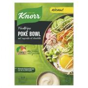 Knorr Wereldgerechten Foodtrips poke bowl