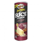 Pringles Rice Fusion Malaysian Red Curry 160 gram