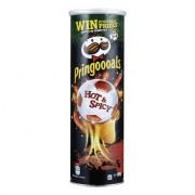 Pringles Hot & Spicy 165 gram