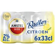 Amstel Radler citroen 2% 6 x 33 CL