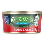 John West  Wilde rode zalm 213 gram