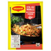 Maggi Roerbaknoedels mediterrane kip maaltijd