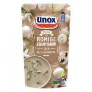 Unox Soep in zak champignonsoep 570 ml