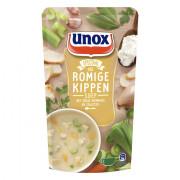 Unox Soep in zak romige kippensoep 570 ml
