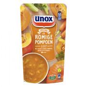Unox Soep in zak romige pompoensoep 570 ml