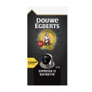Douwe Egberts Espresso ristretto koffiecups 10 stuks