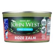 John West Wilde roze zalm 213 gram