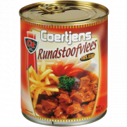 Coertjens Runder stoofvlees 850 gram