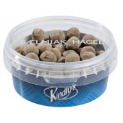 Kindly's Bakje Salmiak Hagel 120 gr