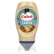 Calve Party saus samba squeeze 250 ml