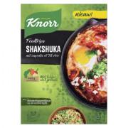 Knorr Wereldgerechten food trips shakshuka