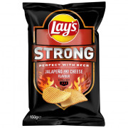 Lays Strong Jalapeno & Cheese 150 gram
