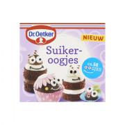 Dr. Oetker Suikeroogjes cupcake taart versiering 25 gram