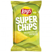 Lays Superchips Pickles 200 gram