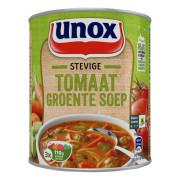 Unox Blik stevige tomaten groentesoep 800 ml