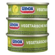Unox Vegetarische paté 3 x 56 gram