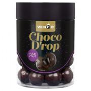 Venco Choco drop puur zout 146 gram