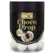 Venco Choco drop wit salmiak