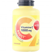 Roter Vitamine C 1000 mg boost kauwtabletten citroen 50 stuks