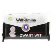 Wilhelmina Wilhelmina ZwartWit 3 rolletjes 120 gram - vegan
