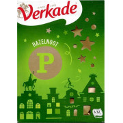 Verkade Chocoladeletter melk hazelnoot willekeurig 135 gram