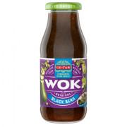 Go-Tan Woksaus zwarte bonen 240 ml