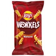 Lays Wokkels Naturel 100 gram