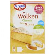 Dr. Oetker Mix voor Wolken cake citroen 430 gram