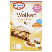 Dr. Oetker Mix voor Wolken cake choco & vanille 455 gram