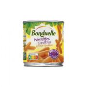 Bonduelle Jonge worteltjes extra fijn 155 gram