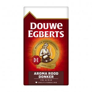 Aroma rood donker filterkoffie 250 gram