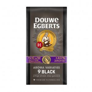 Black 9 filterkoffie 250 gram