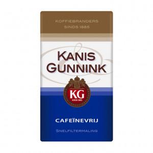 Decaf cafeïnevrije filterkoffie 500 gram