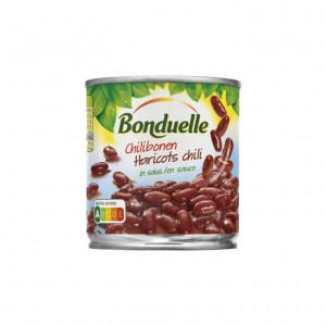 Chilibonen in pittige saus 200 gram